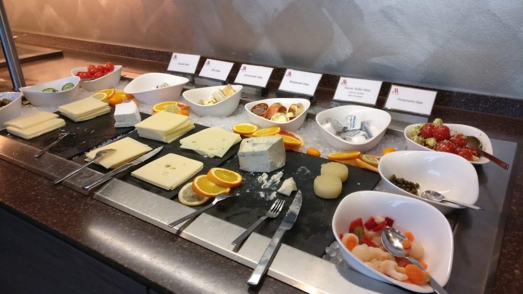 marriott bonn frühstück