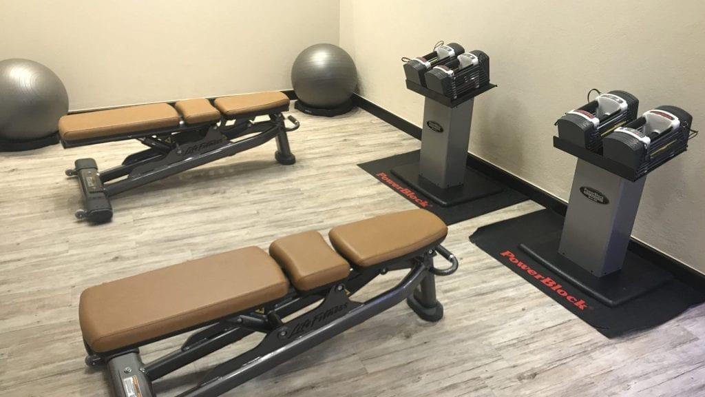 marriott bonn gym 1