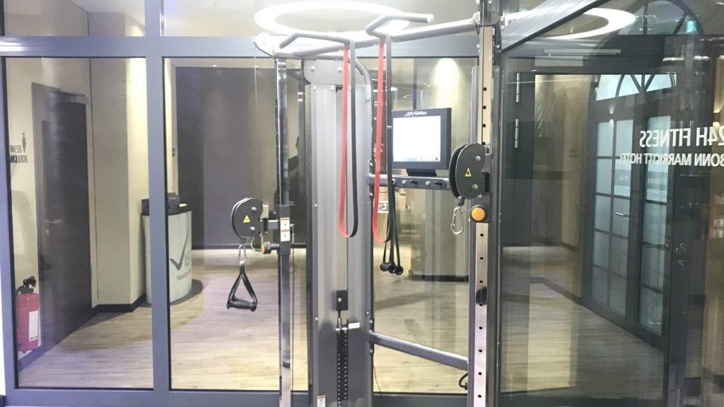 marriott bonn gym 3