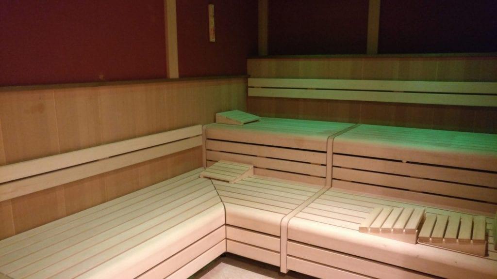 marriott bonn sauna