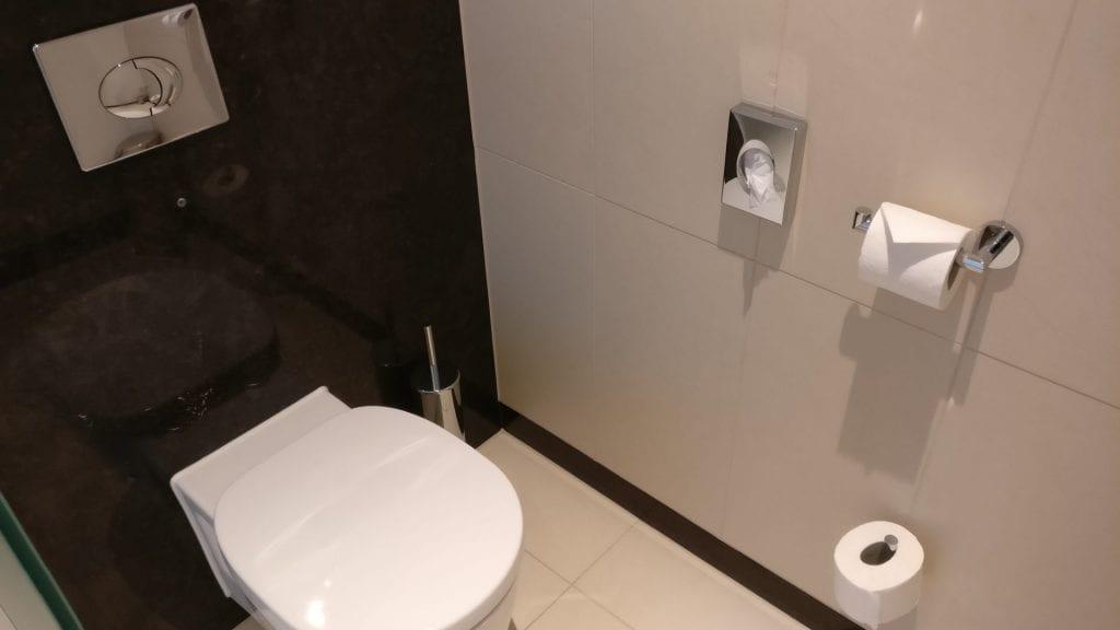 marriott bonn toilette