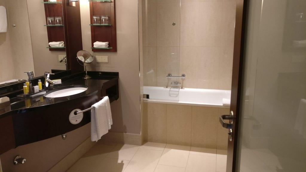 marriott köln badezimmer