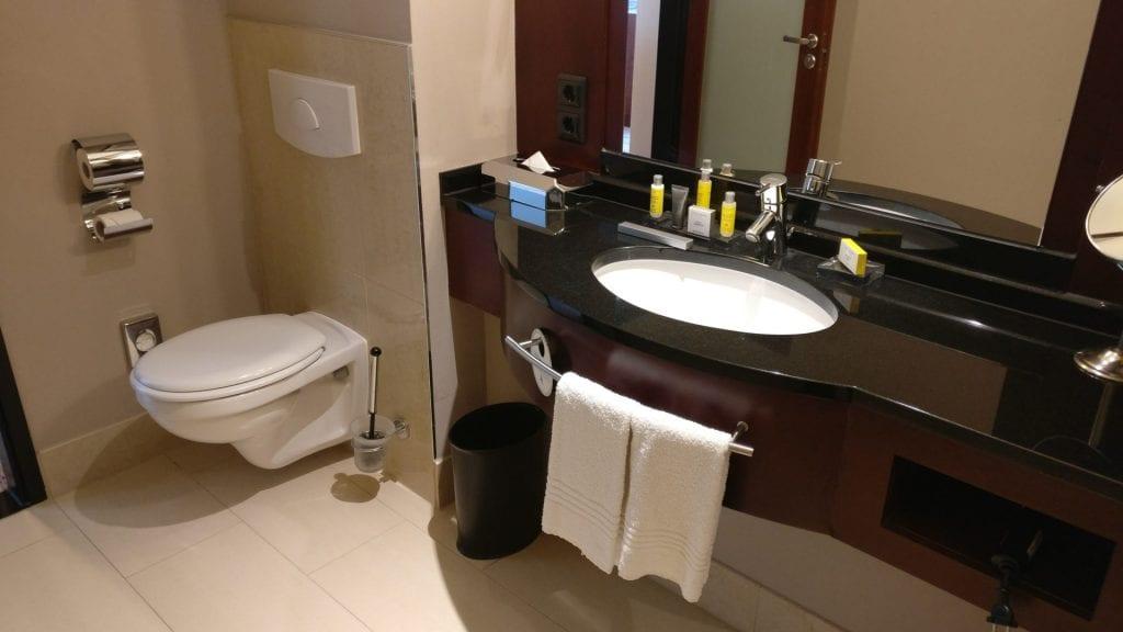 marriott köln badezimmer 2