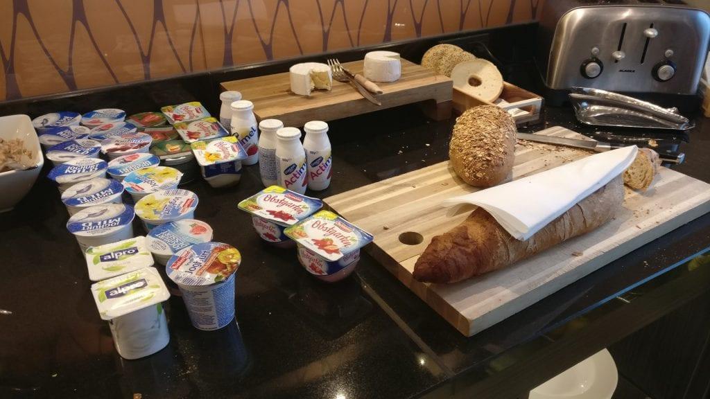 marriott köln executive lounge frühstück 2
