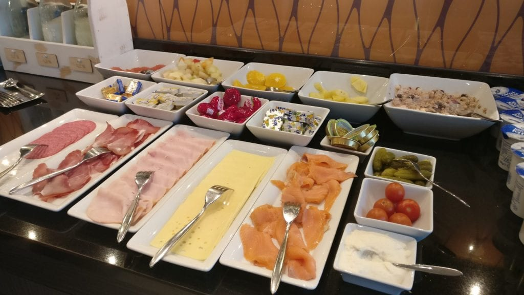 marriott köln executive lounge frühstück 3