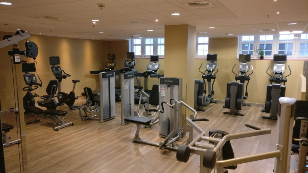 marriott köln fitness