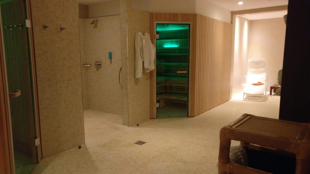 marriott köln saunabereich