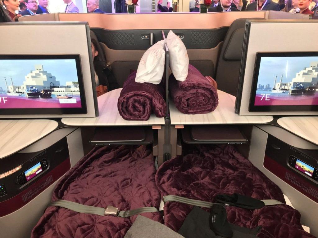 qatar airways q suites itb berlin