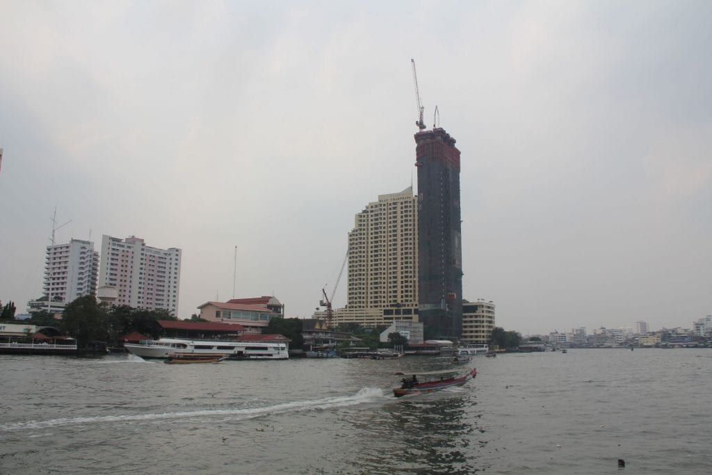 Bangkok River Cruise 2