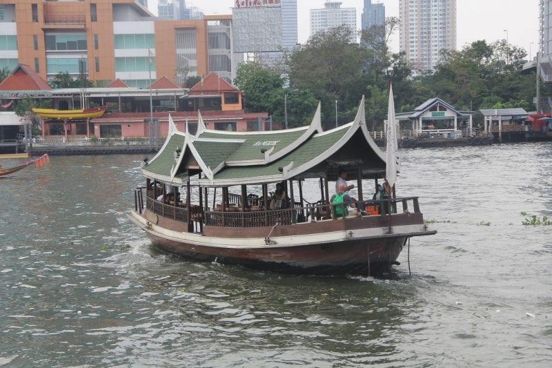 Bangkok River Cruise