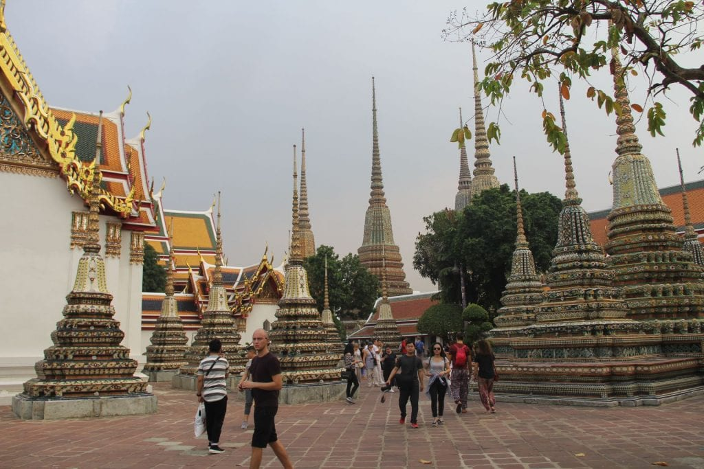 Bangkok Wat Pho 2
