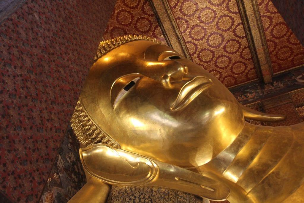 Bangkok Wat Pho Buddha