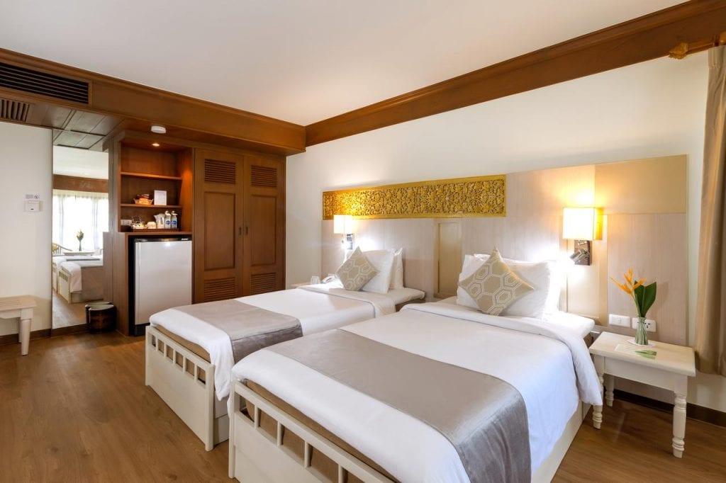 Best Western Bangtao Zimmer