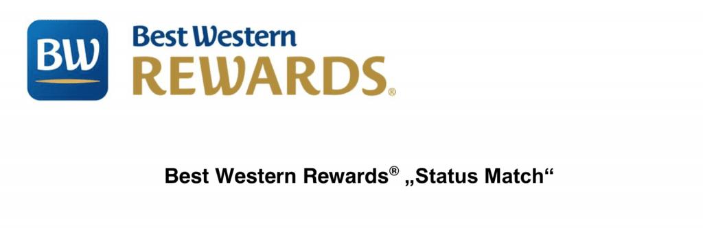 Best Western Status Match