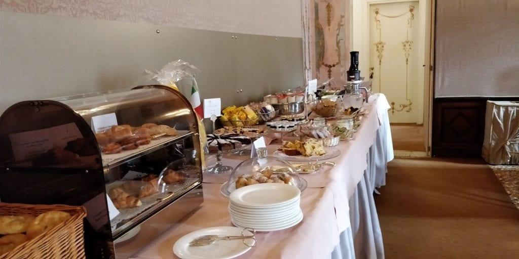Ca Sagredo Venedig Frühstück Buffet