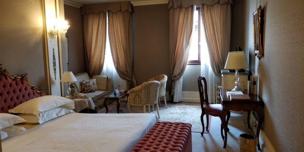 Ca Sagredo Venedig Zimmer