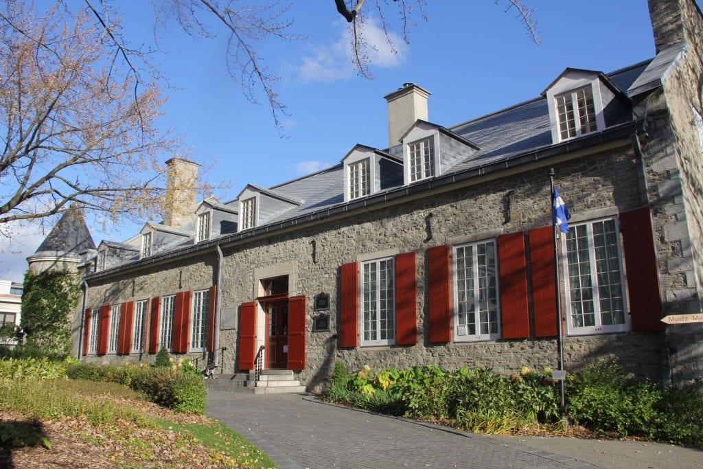 Chateau Ramezay Montreal