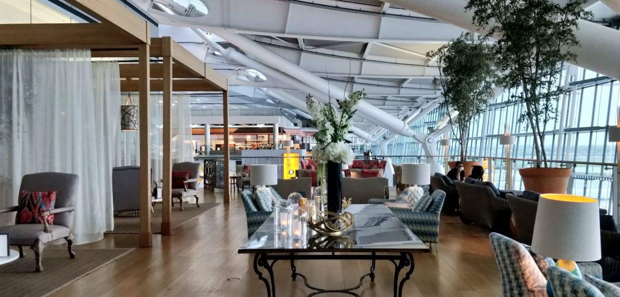 Concorde Room London Terrasse