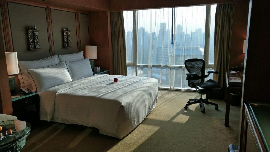 Conrad Bangkok Executive Room