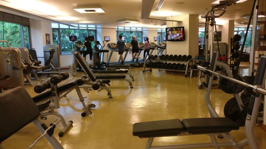 Conrad Bangkok Gym 2