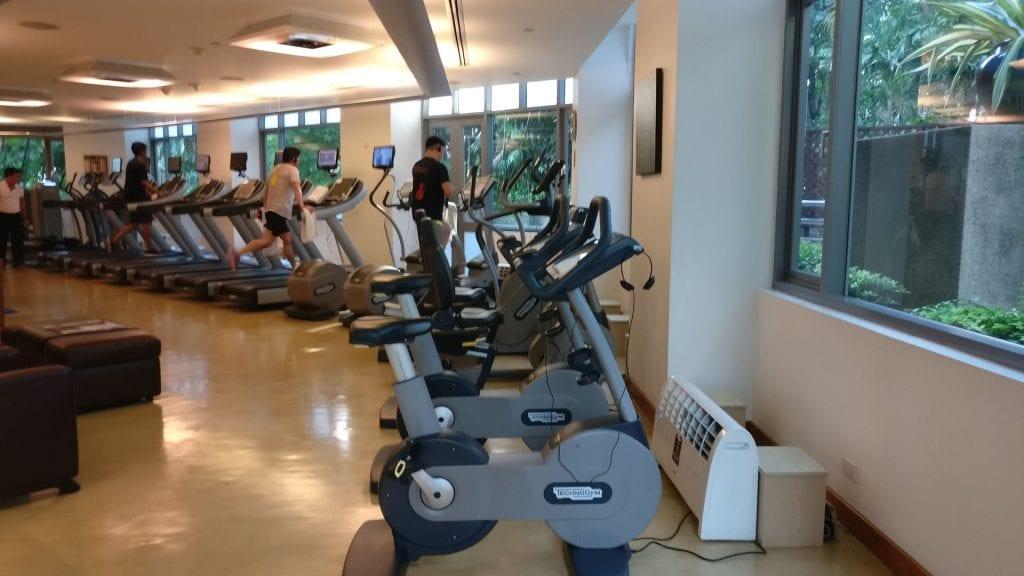 Conrad Bangkok Gym 3