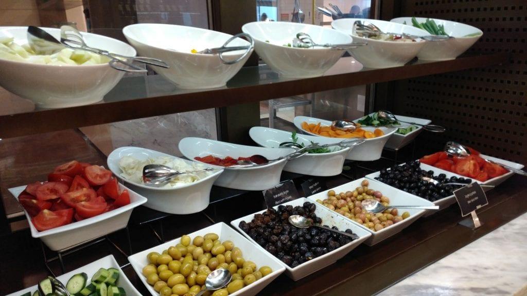 Conrad Istanbul Breakfast 3