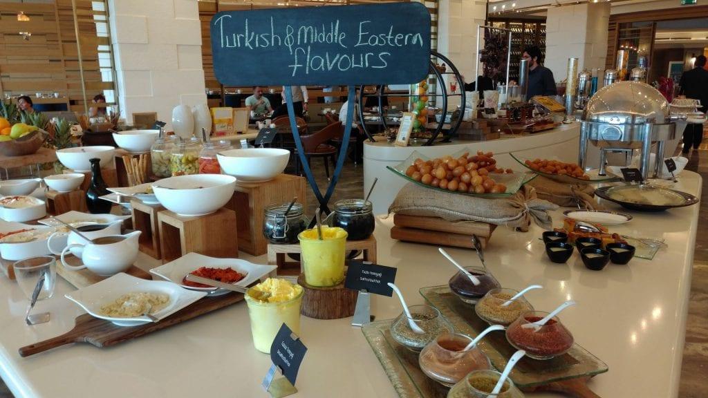 Conrad Istanbul Breakfast 6