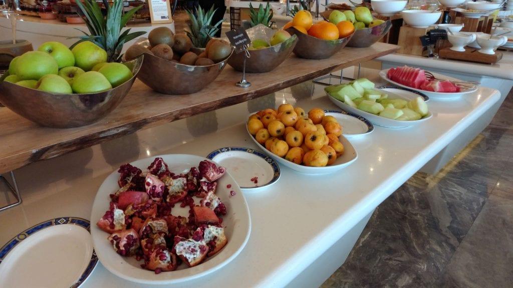 Conrad Istanbul Breakfast 7