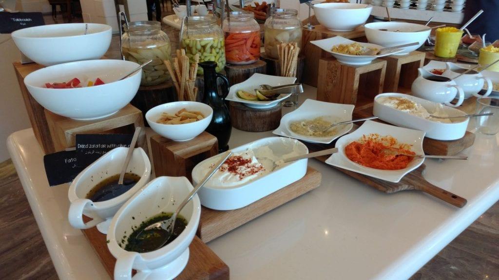 Conrad Istanbul Breakfast 8