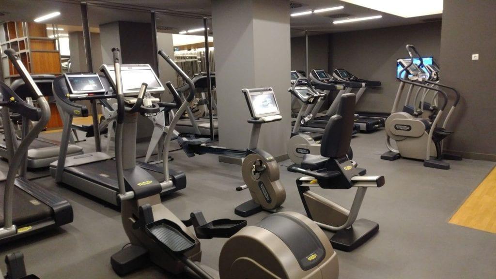 Conrad Istanbul Executive Gym 3