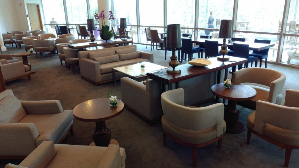 Conrad Istanbul Executive Lounge 2