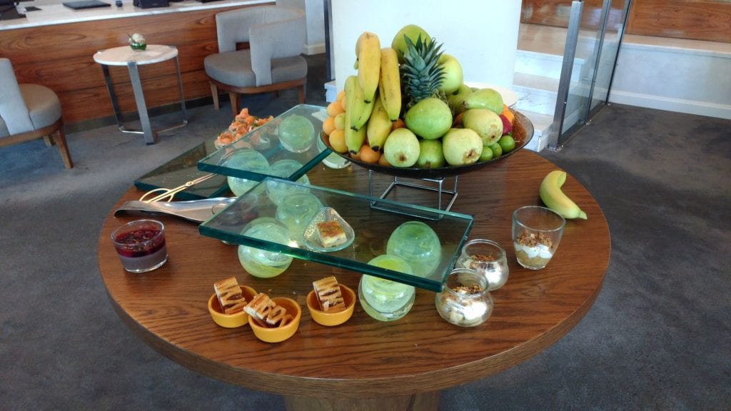 Conrad Istanbul Executive Lounge Afternoon Tea