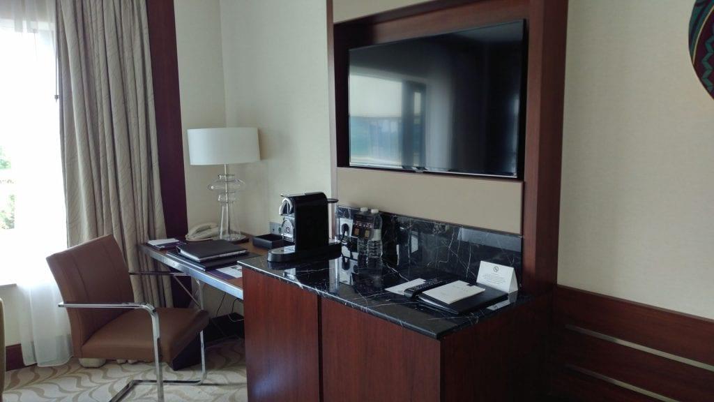 Conrad Istanbul Executive Room 2