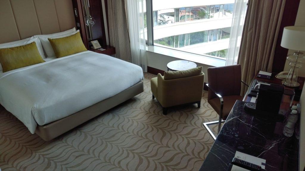Conrad Istanbul Executive Room 5