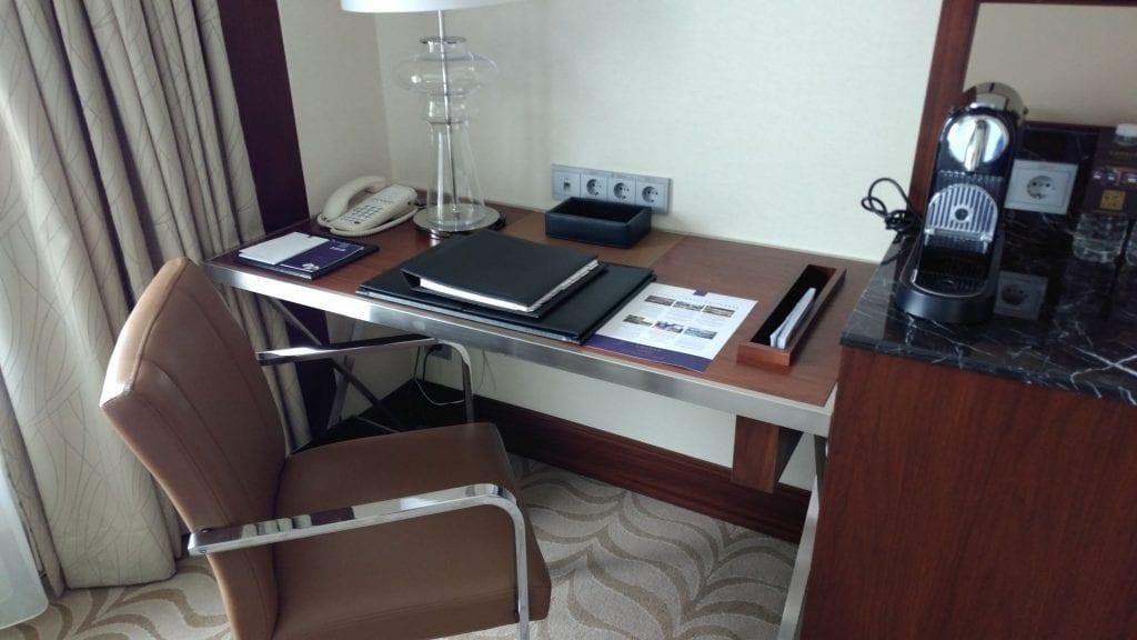 Conrad Istanbul Executive Room 6