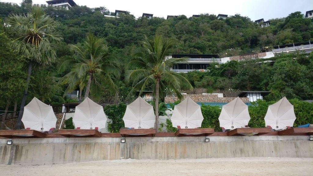 Conrad Koh Samui Beach 2