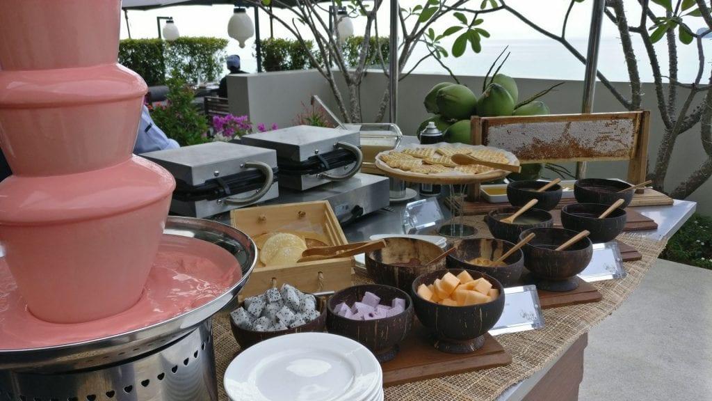 Conrad Koh Samui Breakfast 10