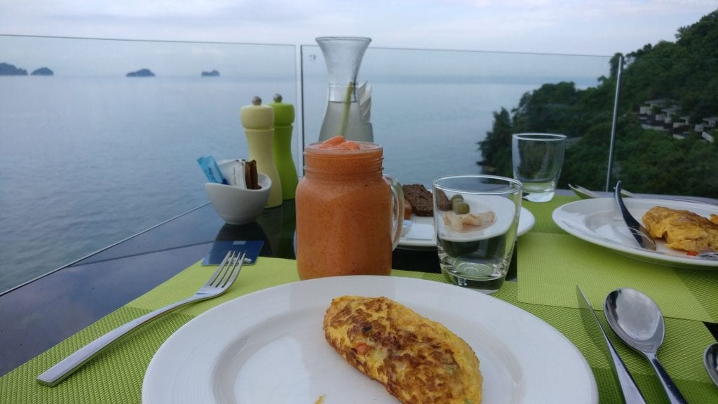 Conrad Koh Samui Breakfast 12