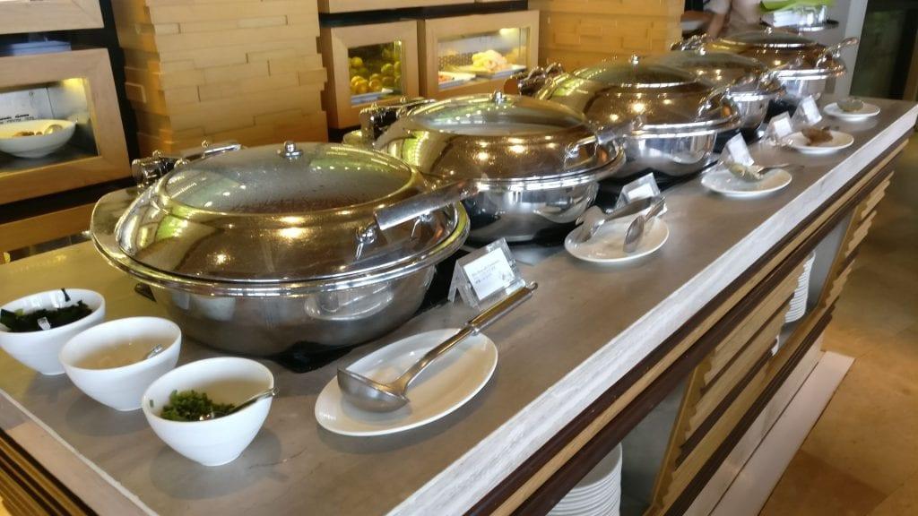 Conrad Koh Samui Breakfast 2