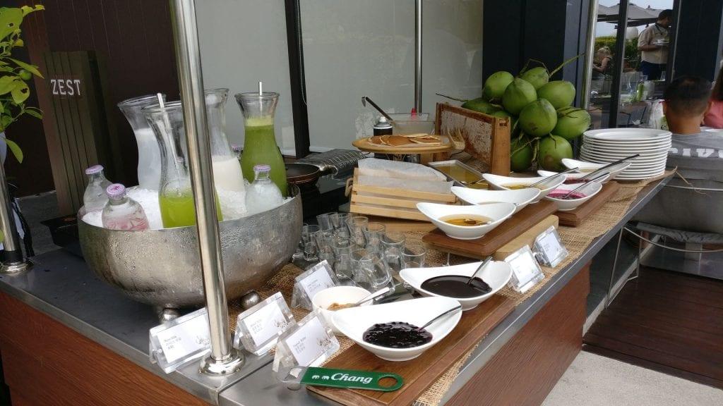 Conrad Koh Samui Breakfast 6