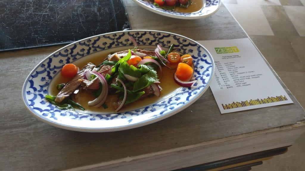 Conrad Koh Samui Cooking Class 3