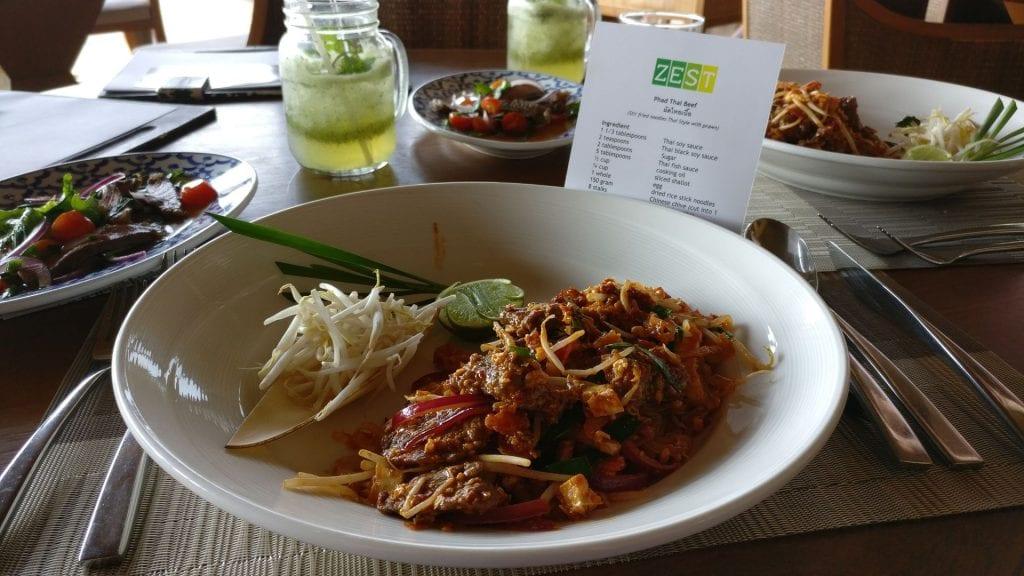 Conrad Koh Samui Cooking Class 4