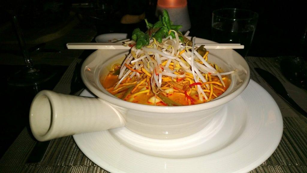 Conrad Koh Samui Dinner 2