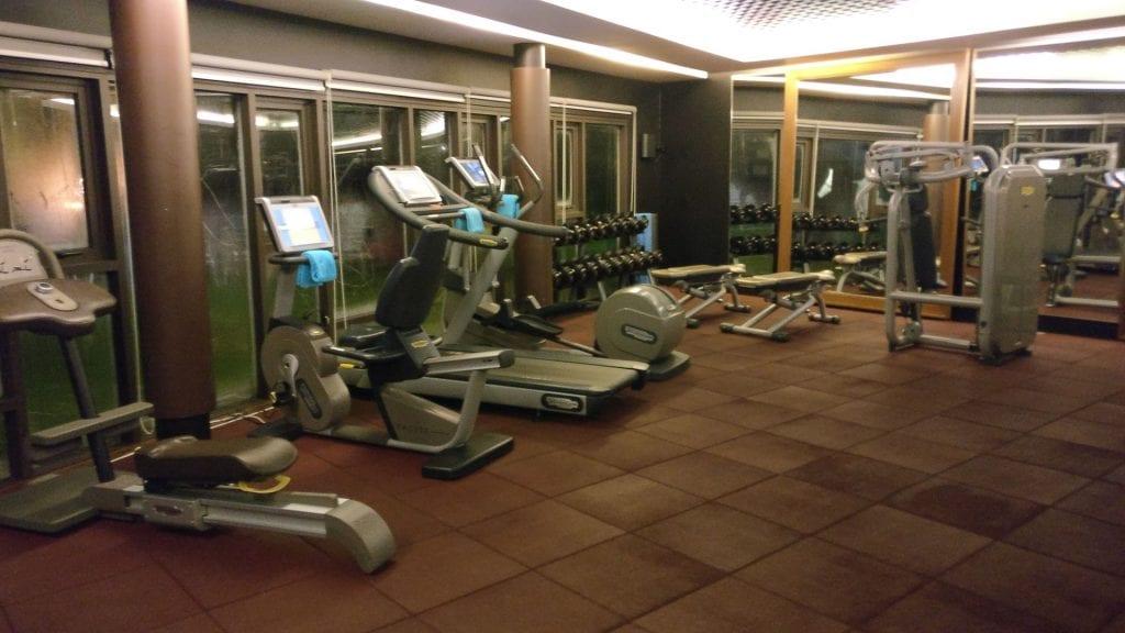 Conrad Koh Samui Gym