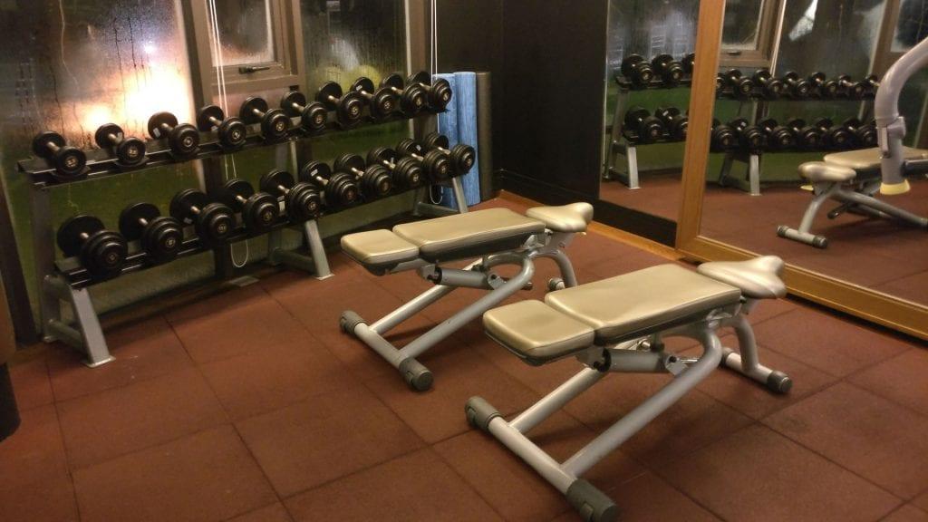 Conrad Koh Samui Gym 2