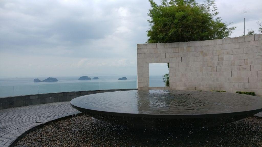 Conrad Koh Samui Lobby