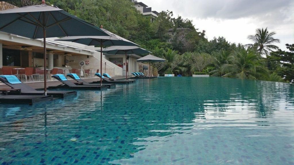 Conrad Koh Samui Pool 6