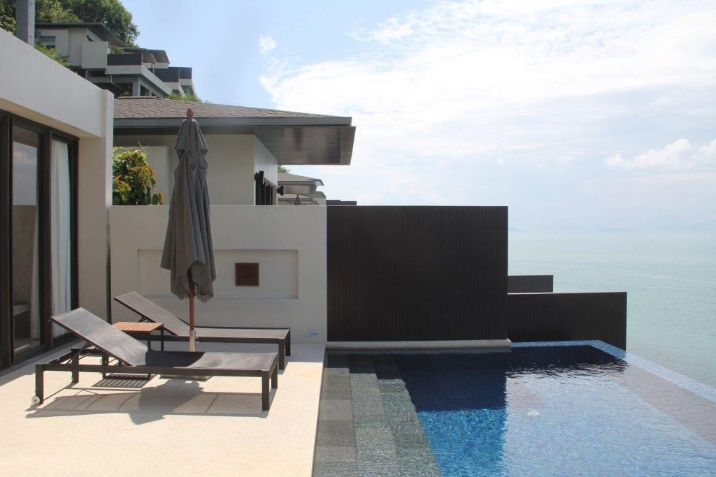 Conrad Koh Samui Terrace 2