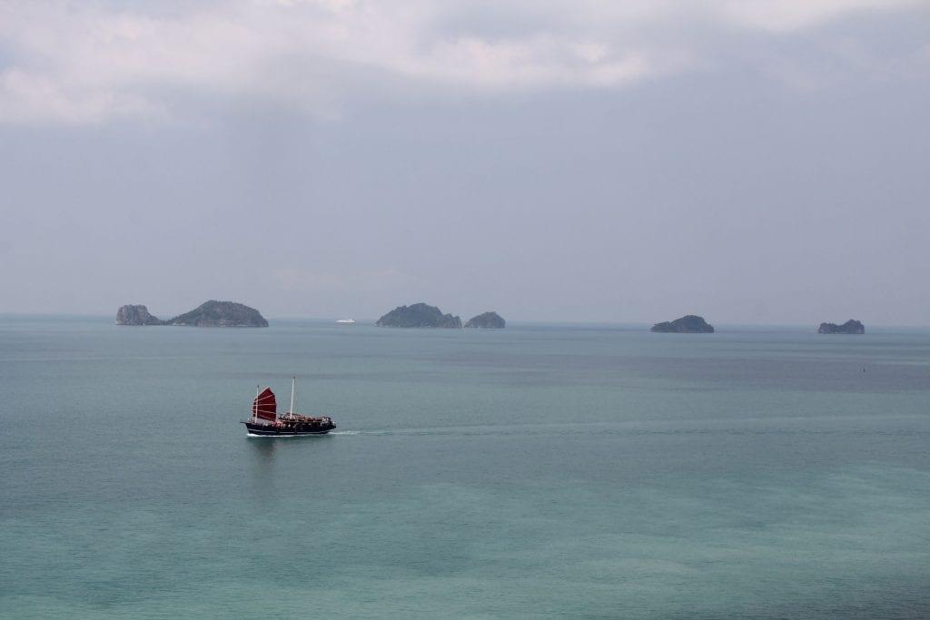 Conrad Koh Samui View