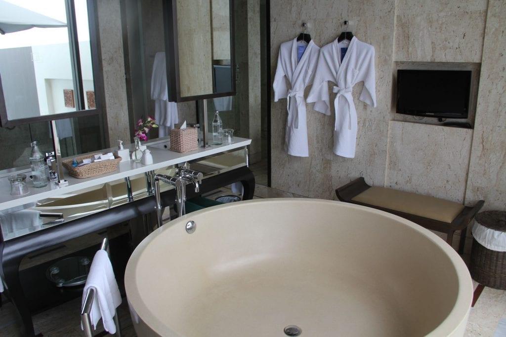 Conrad Koh Samui Villa Bathroom 3